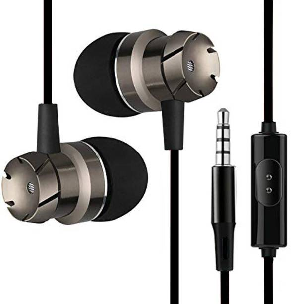 PTron HBE6 Wired Headset