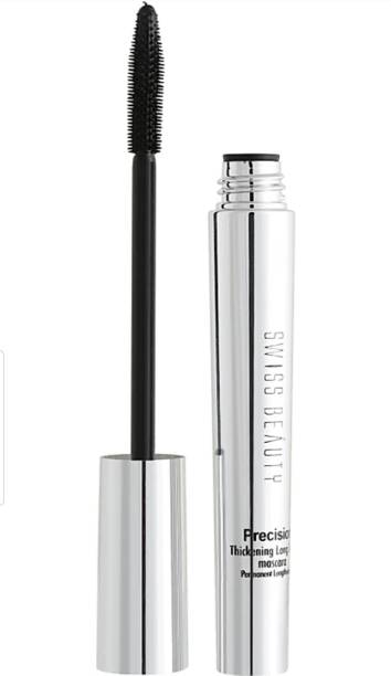 SWISS BEAUTY Bold Precision Thickening Long Lash Waterproof Mascara (Black) 10 ml