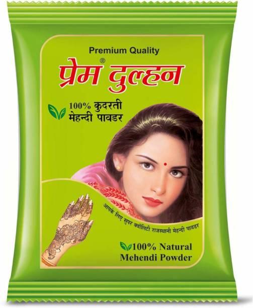Prem Dulhan Natural Mehandi Powder (1kg) Natural Mehendi