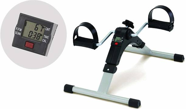 KSTARENTERPRISE Foot Pedal Exercise Cycle Fitness Portable Pedaling Machine Mini Pedal Cycle Mini Pedal Exerciser Cycle