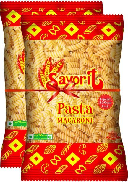 SAVORIT Macaroni Fusilli Pasta