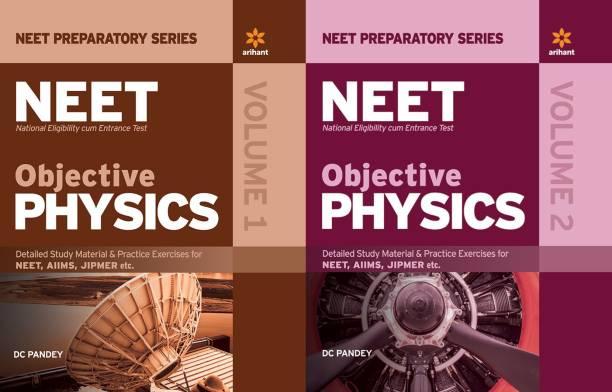 Objective Physics Vol.-1 & Vol. 2 For NEET