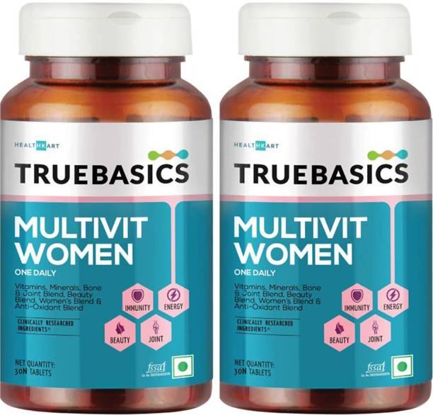 TrueBasics Multivit Women (Pack of 2)