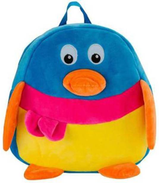 Ksar Soft Teddy Bags For Children-1 Waterproof School Bag