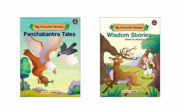 My Favourite Stories - Panchatantra Tales, Wisdom Stories