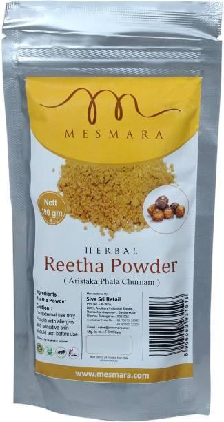 Mesmara Herbal Reetha powder
