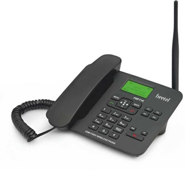 Beetel f1 k gsm fixed wireless phone Corded Landline Phone