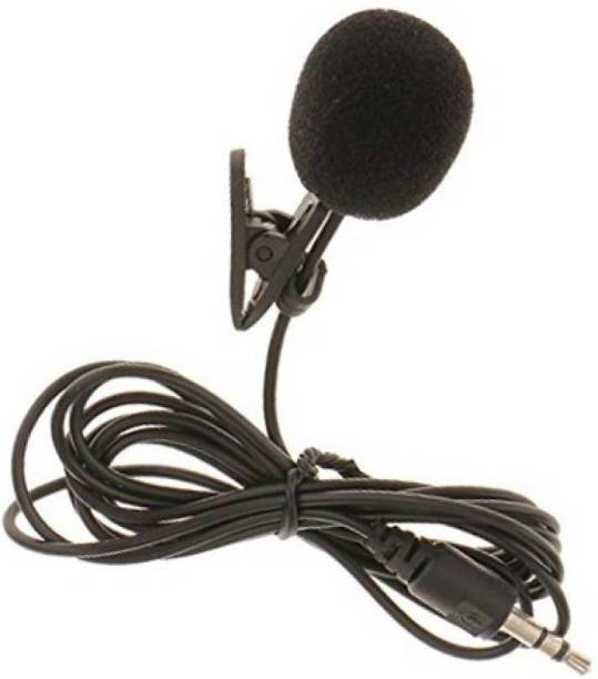Dilurban 3.5mm Clip Microphone For Youtube   Collar Mike for Voice Recording   Lapel Mic Mobile, PC, Laptop, Android Smartphones, DSLR Camera LCM003 Microphone