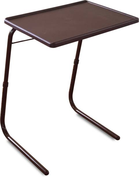AARTIN Table Magic Brown Metal Portable Laptop Table
