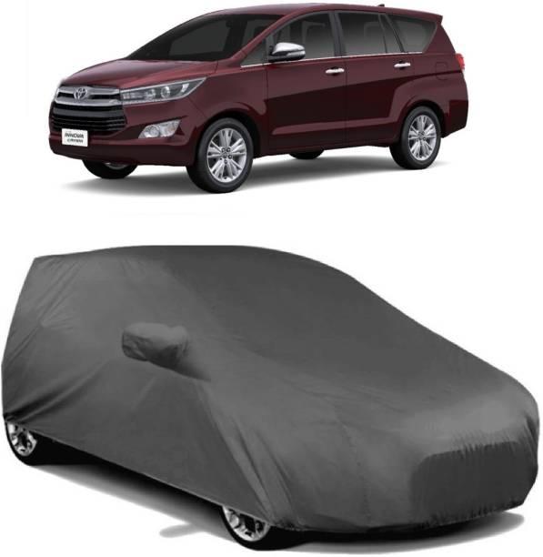 MoTRoX Car Cover For Toyota Innova (With Mirror Pockets)