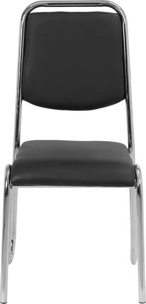 VJ Interior Leatherette Office Visitor Chair