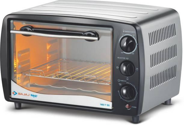 BAJAJ 16-Litre 1603TSS Oven Toaster Grill (OTG)