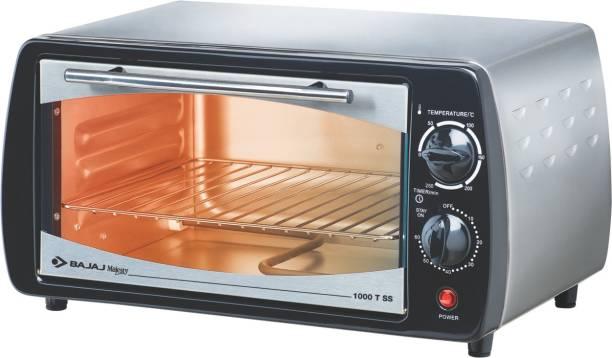 BAJAJ 10-Litre Majesty 1000TSS Oven Toaster Grill (OTG)