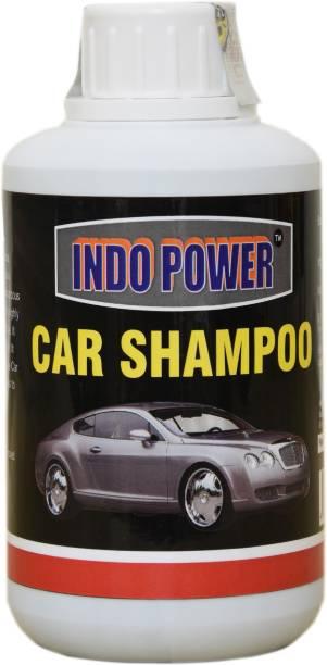 INDOPOWER CAR SHAMPOO 250ml. 250 ml Wheel Tire Cleaner