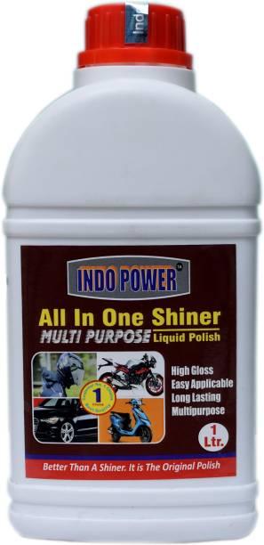 INDOPOWER Liquid Car Polish for Dashboard