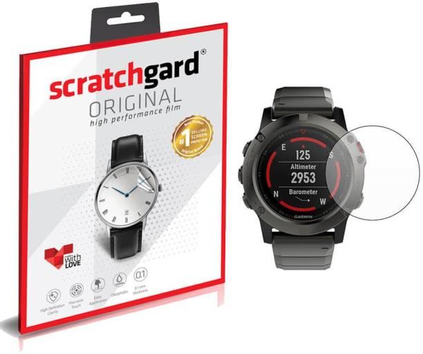 Scratchgard Screen Guard for Garmin Fenix 5X