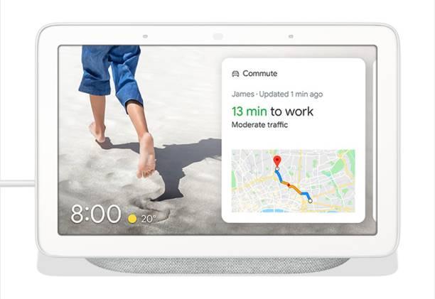 Google Nest Hub with Google Assistant Smart Speaker