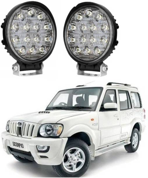 Auto Garh LED Fog Lamp Unit for Mahindra Scorpio