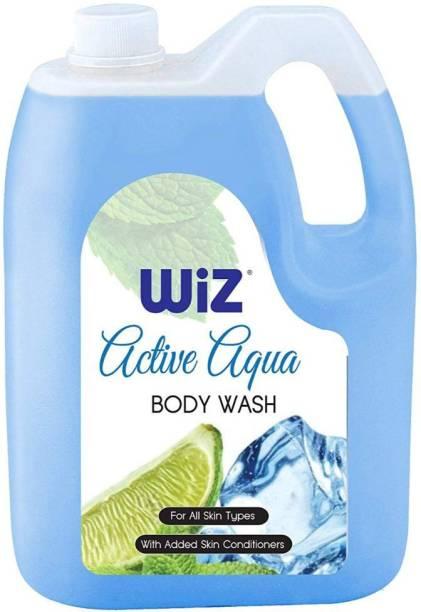 Wiz Active Aqua Body Wash