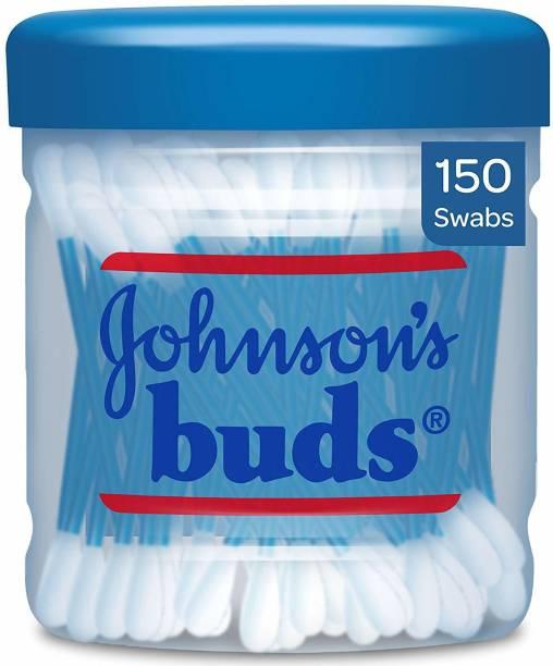 JOHNSON'S BUD 150 SWABS