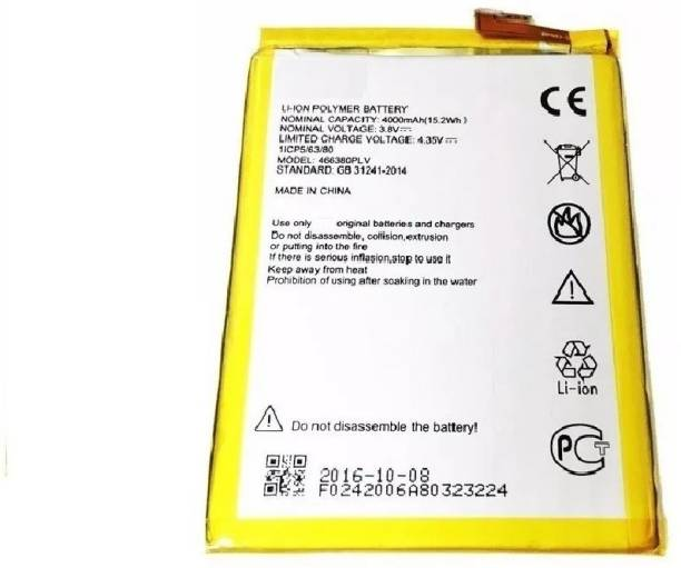 GIFFEN Mobile Battery For  ZTE Blade V6 Max A610