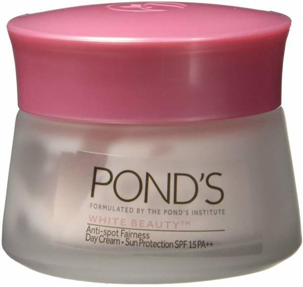 PONDS White Beauty SPF 15 PA Anti-Spot Fairness Cream, 50g