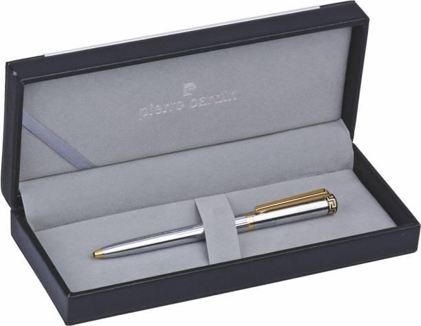 PIERRE CARDIN Majesty White Gold Ball Pen