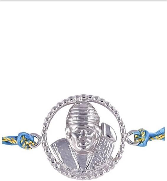 SHUBHO JEWELLERS Bracelet Rakhi  Set