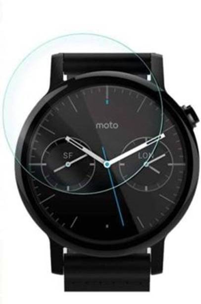 ACUTAS Tempered Glass Guard for Motorola Moto 360 46mm (2nd Gen)