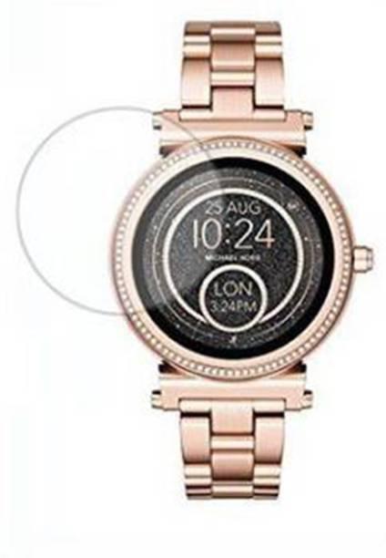 ACUTAS Tempered Glass Guard for Michael Kors Access Grayson Smartwatch
