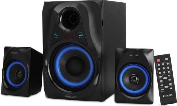 PHILIPS MMS2580B/94 20 W Portable Bluetooth Home Theatre