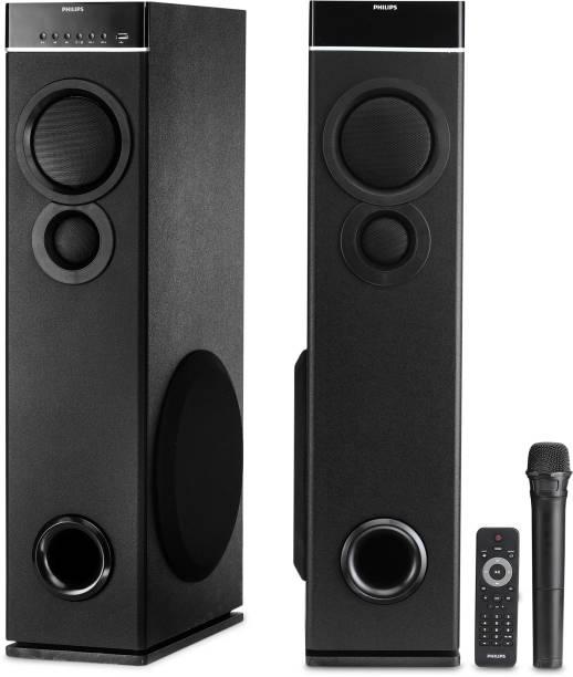 Tower Speakers Buy Tower Speakers At Best Prices In India Flipkart Com