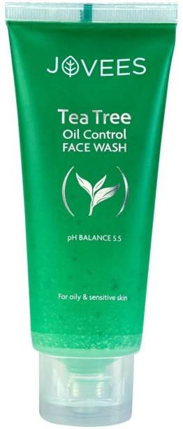 JOVEES Tea Tree Oil Control  for oily skin 120 ml Face Wash