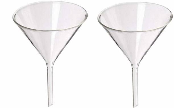 MRSC Borosilicate Glass Funnel