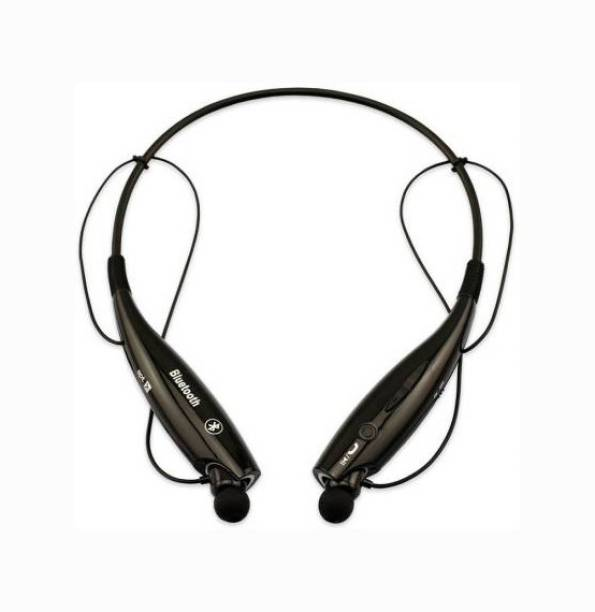 MIVUS HBS 730 Bluetooth Wireless Earphone with Mic Bluetooth Headset