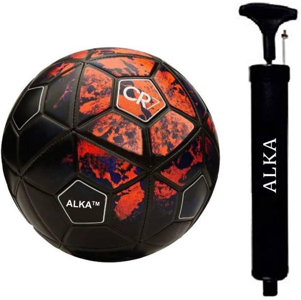 ALKA COMBO CR7 FOOTBALL WITH PUMP Football Kit