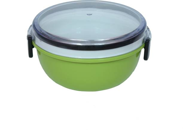 AKR Hot Tiffin Box With Container And Easy to Carry 1 Containers Lunch Box 1 Containers Lunch Box