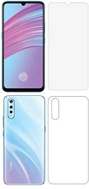 PR SMART Front and Back Tempered Glass for Vivo S1