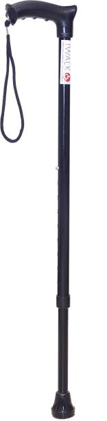IWALK New Design with Extra strength - Black Walking Stick