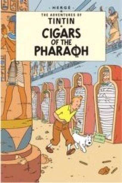 Cigars of the Pharaoh - Cigars of the Pharaoh