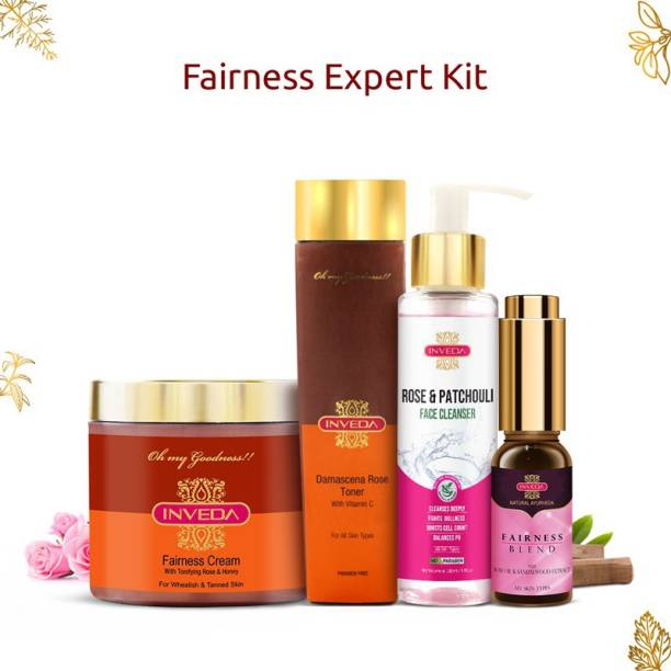 Inveda Fairness Expert Kit