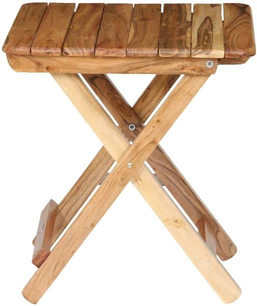 spacepanda Papel Solid Wood Outdoor Table