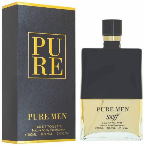 SNIFF PURE MEN Eau De Toilette Eau de Parfum  -  100 ml