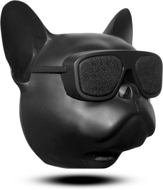 ASTOUND Dog head bluetooth speaker wireless portable bluetooth sound 10 W Bluetooth Laptop/Desktop Speaker