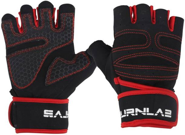 Burnlab Active F8 Gym & Fitness Gloves