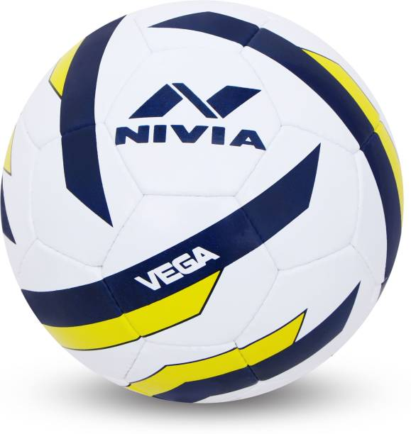 NIVIA Vega Football - Size: 5