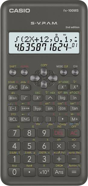 CASIO FX-100MS 2nd Edition Scientific  Calculator