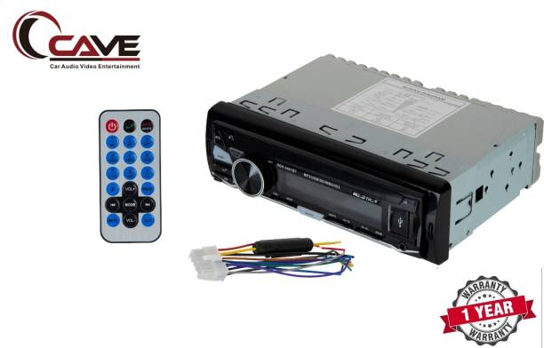 Cave RJ-154 Detachable Panel Car Stereo FM/ MP3 Player with USB/SD/AUX-in Car Stereo