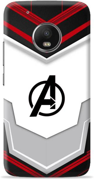 Crafter Back Cover for Motorola Moto G5 Plus