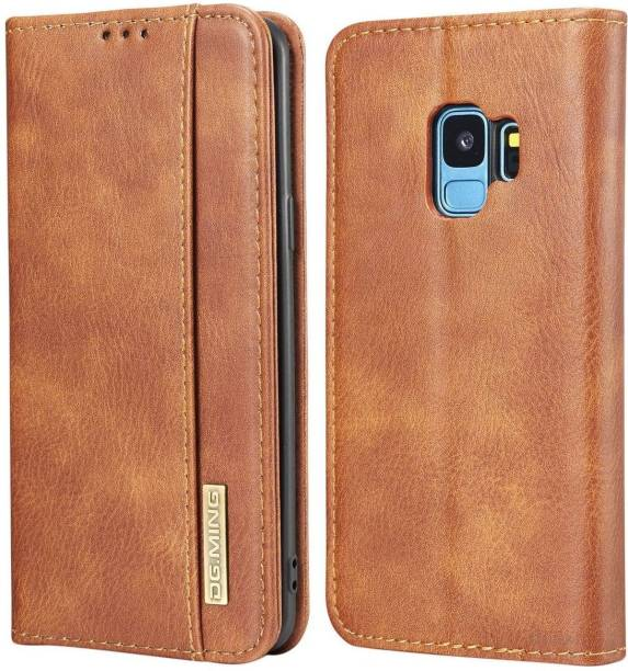 Flip Kick Stand Wallet Case Cover for Samsung Galaxy S9